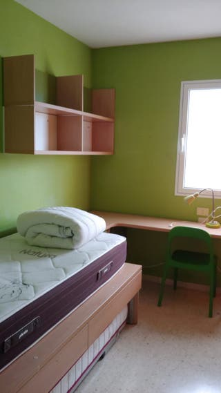Muebles de un dormitorio juvenil