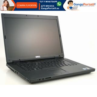 "Portátil Dell Vostro 1520, 15""/Cam/Windows 7 Grati"