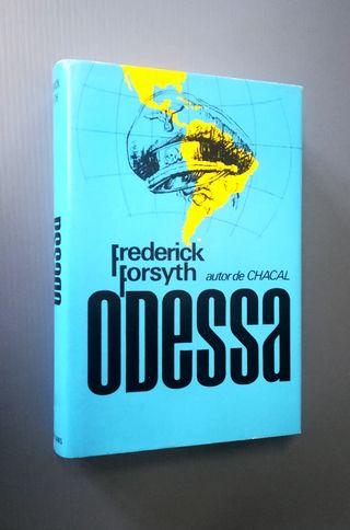 #Forsyth.. ODESSA (1ª Edición 1973)