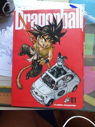Libro Manga Dragon ball