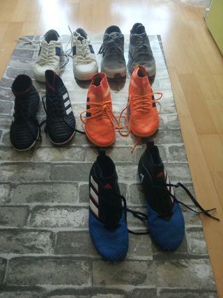 zapatillas deporte lote