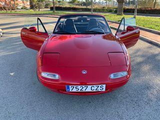 Descapotable Clásico Mazda MIATA Automt. Año 1994
