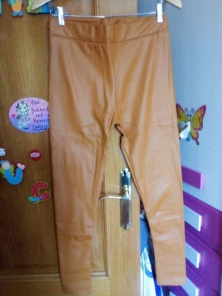Leggings polipiel Push Up NUEVOS Talla L ó 40