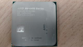 Procesador AMD A6-6400 with Radeon HD 8470D