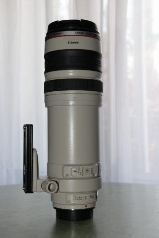Vendo objetivo canon serie L 100-400 is 4.5 5.6