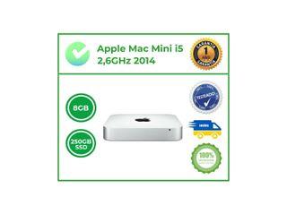 Apple Mac Mini i5 2,6GHz 250GB SSD 8GB RAM 2014