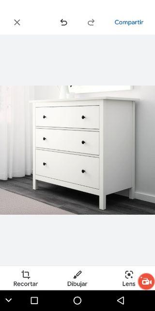 Cómoda Hemnes Ikea