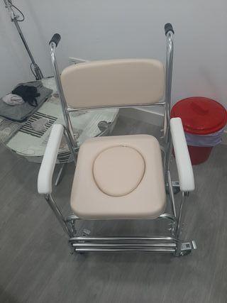 silla de baño