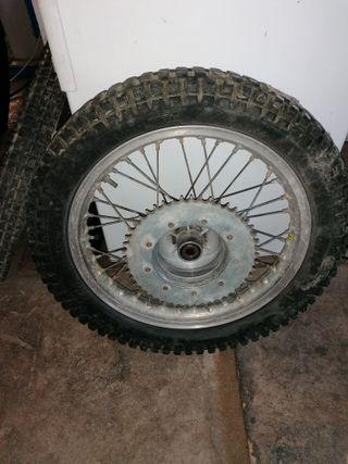 llantas bultaco sherpa 350