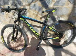 Bicicleta montaña mtb btt 29 pulg Scott Aspect 930