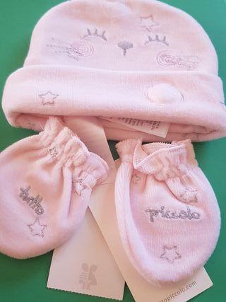 conjunto recién nacido