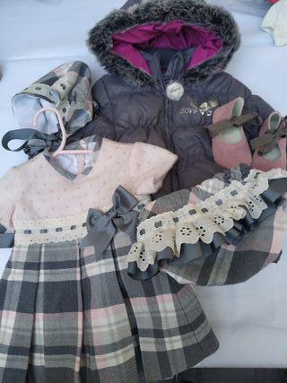 Lote 31 ropa bebé