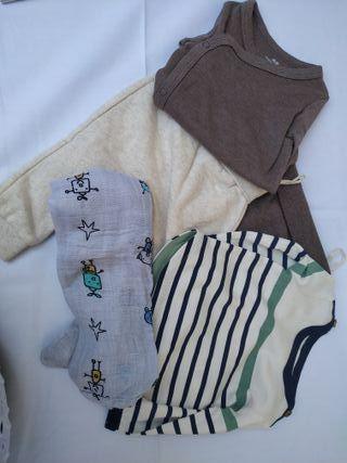Lote 27 ropa bebé