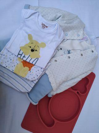 Lote 28 ropa bebé