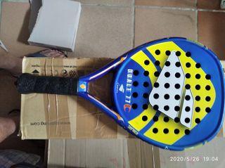 Raqueta Padel infantil (22x39 cm) ancho-alto