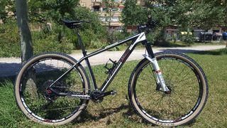 Bicicleta Haibike 29 Greed RC Carbono