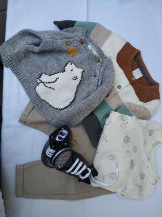 Lote 29 ropa bebé