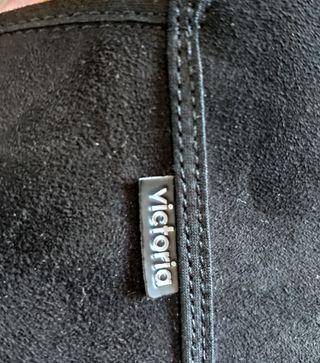 Botín negro marca Victoria t:37