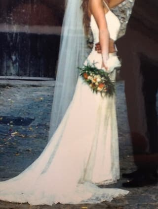 Vestido novia de firma talla 36