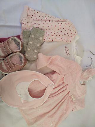 Lote 32 ropa bebé