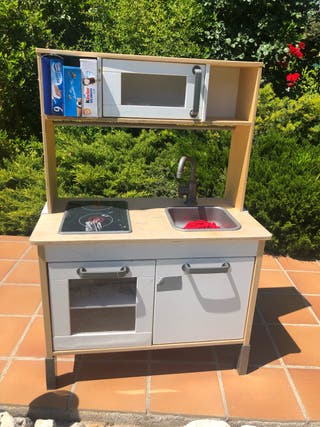 Cocina cocinita de juguete IKEA