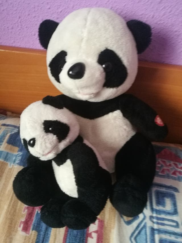 Lote peluches, juguetes