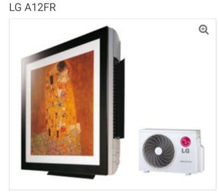 Aire acondicionado art cool gallery inverter de LG