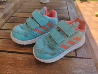 playeros adidas 21 bebe