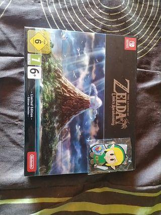 Cambio Zelda Link's Awakening Limited Edition