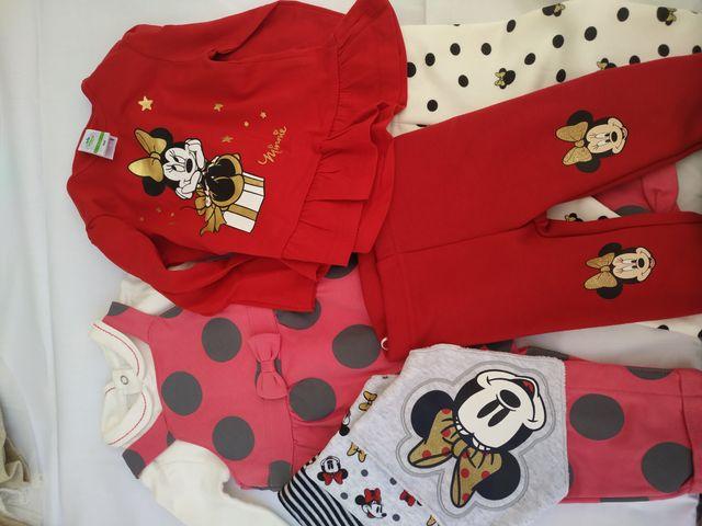 Lote 33 ropa bebé