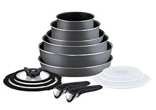 Batería de cocina Essential - Sartenes y ollas