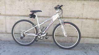 Bicicleta Montaña Specialized Hard Rock mujer