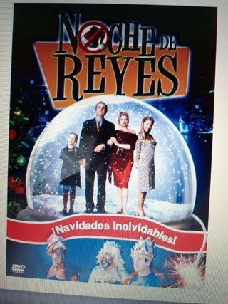 dvd.Noche de Reyes nueva