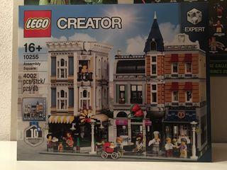 LEGO 10255 GRAN PLAZA CREATOR