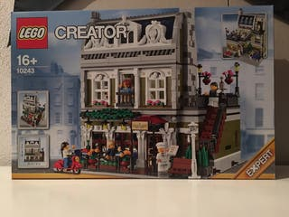 LEGO 10243 CAFE PARISINO CREATOR