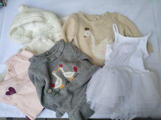 Lote 39 ropa bebé