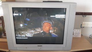 """Televisión de 24"""" marca BLUESKI , y TDT"""