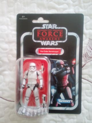 Star Wars figura Vintage TNVC Hasbro Stormtrooper
