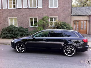 Audi A6 QUATTRO avant 2.4, piel, remolque, ECO GLP