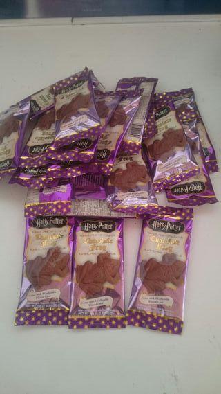rana chocolate harry potter
