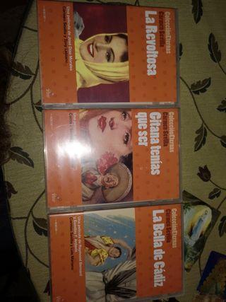 Colección películas Carmen Sevilla