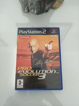 Pro Evolution Soccer 3 PS2 Completo