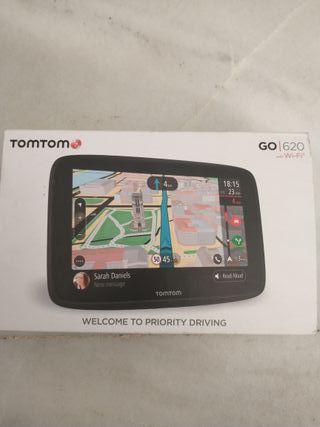 TOMTOM GO 620 WI-FI GPS NAVEGADOR