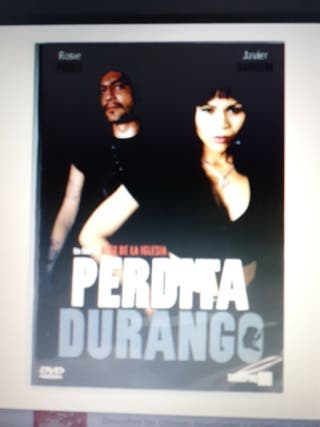 dvd.Perdita Durango nueva
