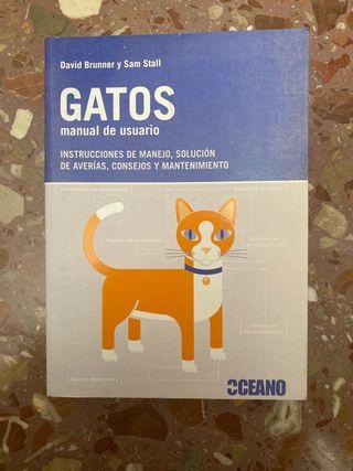 Gatos- manual de usuario