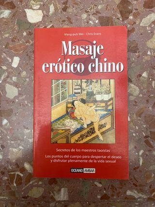 Libro- masaje erótico chino