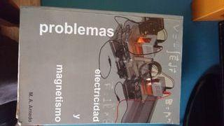 problemas electricidad magnetismo ulpgc teleco