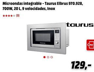 Microondas Taurus nuevo a estrenar embalado