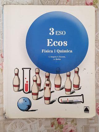 Libro 3ro ESO Física I Quimica