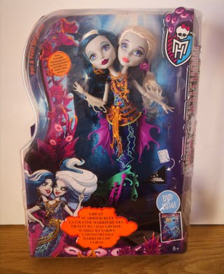 Monster high - peri and pearl serpentine -